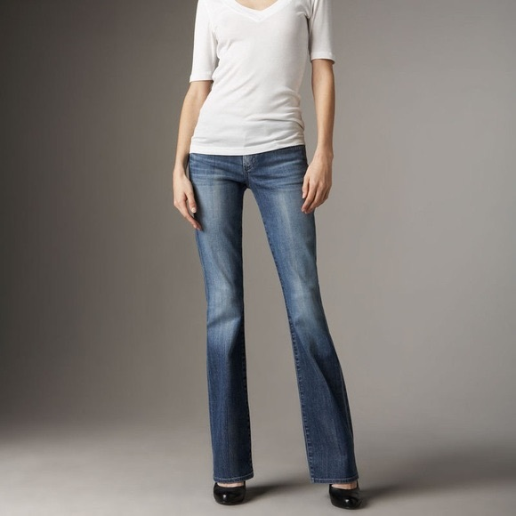 Citizens Of Humanity Denim - Citizens of Humanity Kelly 001 low rise jeans